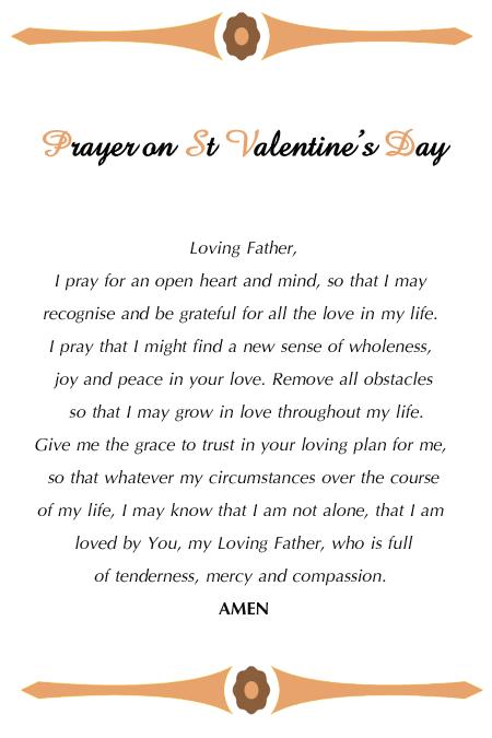 Image result for valentine's day prayer