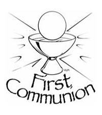 First Holy Communion this Saturday 26th May @ 11am Mass – there is no 10am Mass