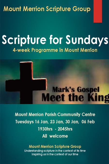 Scripture on Sunday