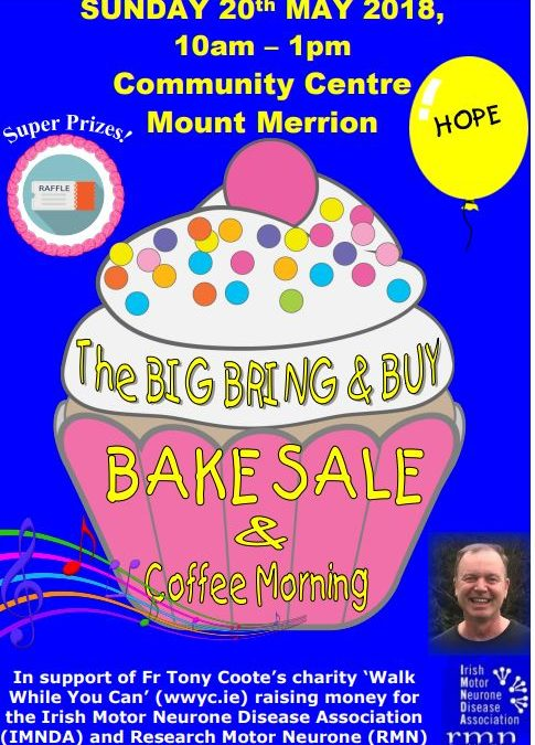 The Big Bring & Buy Bake Sale