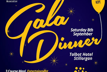 Gala Dinner – a finale to WWYC walk & a fundraiser for IMNDA & RMN