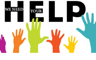A LITTLE BIT OF HELP NEEDED!