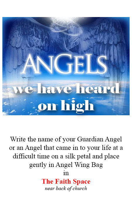 Angels we have heard on high!