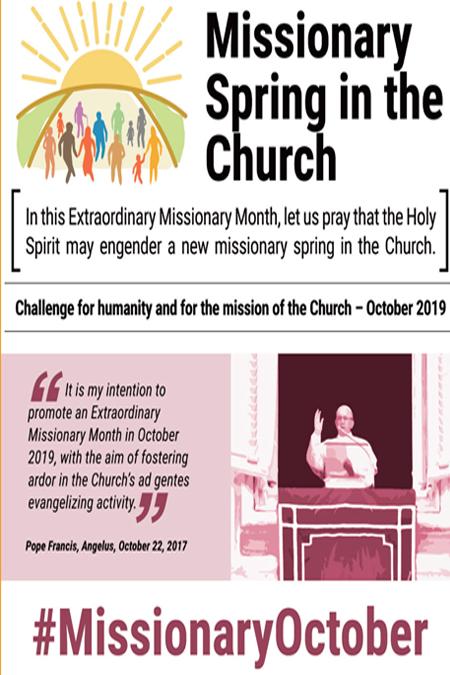 Missionary October
