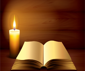 ADVENT IN THE LIBRARY
