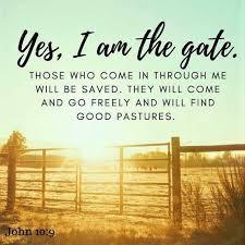 I am the gate