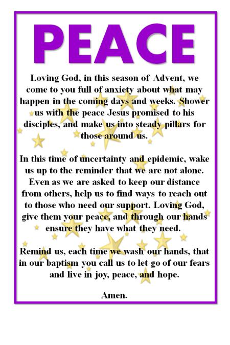 Advent – Peace