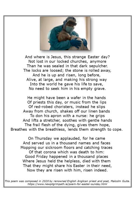 Malcom Guite Poem